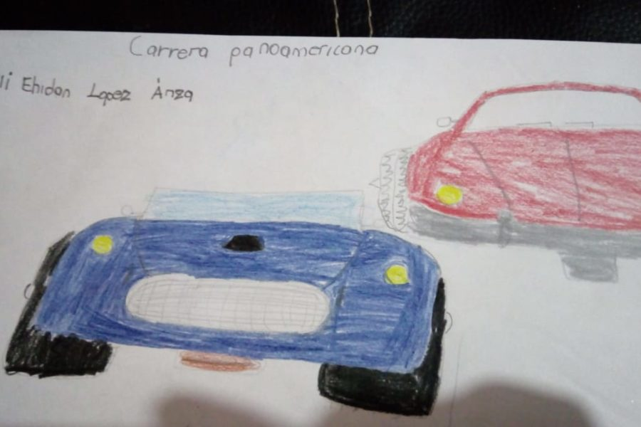 Reikli Ehidan Lopez Ariza (9 años)